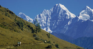 Sagarmatha-Nationalpark (Everest)