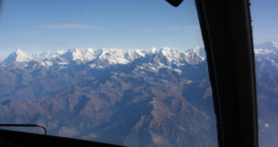 Nepal Mountain Flight (Panoramaflug)